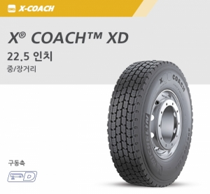 X COACH XD(22.5인치)